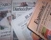 Испания подава ръка на закъсалите печатни медии