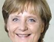 Меркел: Преборваме кризата с ниски данъци