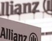 Печалбата на Аllianz почти се изпари