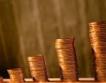 Кризата помага на българския дефицит, но резервите се топят