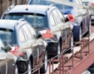 Турският авто експорт по нанадолнището
