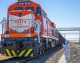 40 000 товарни пътувания Китай-Европа