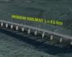 Строят най-дългия двутръбен жп тунел + видео