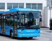Новият дизелов автобус Škoda D'CITY