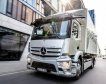 Mercedes започна производството на електрически ТИР