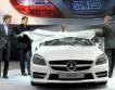 Mercedes разкри бъдещи модели