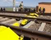 Железницата намалява загубите си