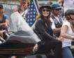 Сара Пейлин на Harley-Davidson