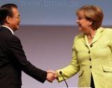 Германия и Китай - търговия за €200 млрд.