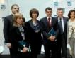 Цв. Бориславова представи новия екип на БАКБ