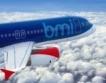 Транс-атлантически полет с биогориво