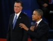 Obama takes offensive against Romney in debate rematch
