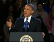 Obama takes key battlegrounds to win re-election