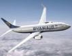 Ryanair отлага плановете си за експанзия
