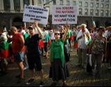 Les Bulgares choisissent l'épreuve de force avec Sofia