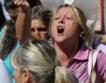 В Южна Европа – страх за работното място