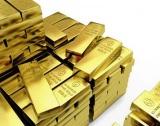 Златото  поевтиня  силно