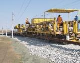 Лот 2 от жп линия Бургас-Пловдив готов наполовина