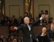 Маестро Баренбойм на диригентския пулт във Виена