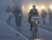 Рекордно мръсен въздухът над София
