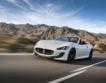 Силно търсене на Maserati в България