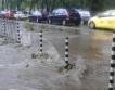 Човек загина в бурята в София