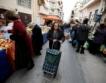 Гърция:3500 фалирали магазина