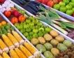 Цените на храните на едро стабилни