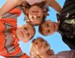 Българските деца гледат най-много телевизия