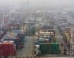 Китайският внос отчита рязко понижение