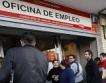 Испания:Лек ръст на безработицата