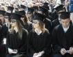Проучване: 25 хиляди нови места за висшисти