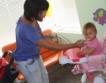 Деца-майки без пари, помощ в натура
