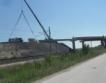 Довършват уникалния мост на р. Марица при Лот 1