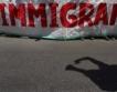 Мигранти от македонската граница се връщат в Гърция