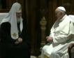 След 11 века среща на папа Франциск & патриарх Кирил