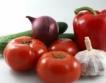 По-евтини вносни домати и краставици