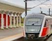 Влакът-стрела до Гърция тестван преди дни