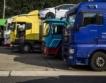 Българска блокада на гръцката граница