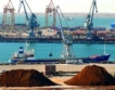 Кораби избягват Солун, акостират в бг пристанища
