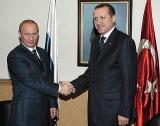 Среща Путин/ Ердоган в Китай през септември