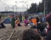 Лагерът Идомени донесе загуби на железницата
