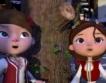 Пижо & Пенда в триизмерна анимация