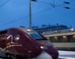 Въоръжена охрана във френските влакове