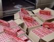 Видин: Спад от 22% на контрабандни цигари
