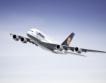 Първо посещение на Airbus A380 в София