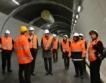 Най-дългият тунел отворен за движение