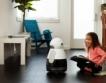 Бош създаде домашния робот Кюри + видео