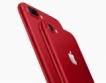 Червени iPhone 7 и iPhone 7 Plus