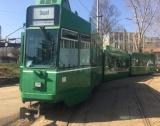 Линия №8  вече с швейцарски трамваи